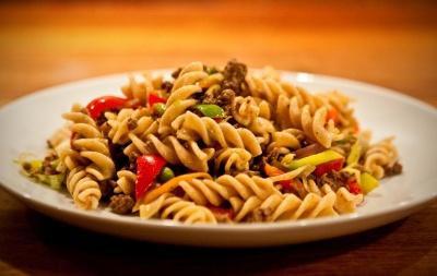 opskrifter med hakket oksekød og pasta